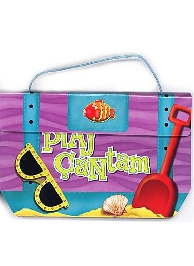 Minik Çantalar Dizisi-Plaj Çantam-Çiçek Yayıncılık